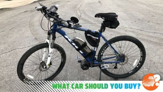 I Need A Compact, Spacious, And Fuel Efficient Car To Supplement My E-Bike! What Should I Buy?