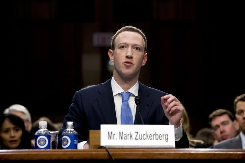 Zuckerberg says 'we made it very clear' that Facebook users could have their data harvested, so it didn't break an FTC agreement