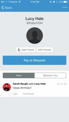 PSA: Venmo Is a Low-Key Amazing Way to Stalk Celebs