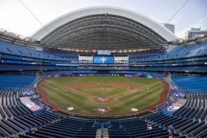 Blue Jays player expresses concern about bubble isolation
