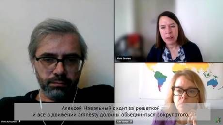 'You don't have to worry': Amnesty reveals it snubs inconvenient media and rights issues in prank call with 'Navalny ally'