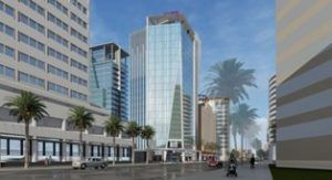 Lew Wolff to develop a hotel tower in Bay Area