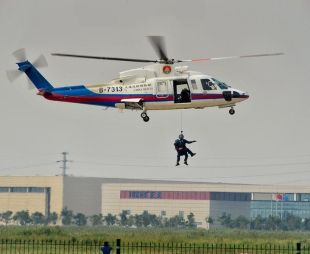China leads global heli-market rebound
