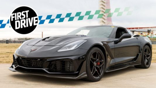 The 2019 Chevrolet Corvette ZR1 Feels Like a Rocket Assembled by the Lowest Bidder