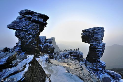 China's Fanjingshan added to UNESCO World Heritage List
