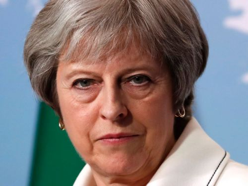 Theresa May: there could be 'no Brexit at all'