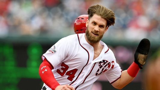 MLB trade rumors: Astros had deal for Bryce Harper set, but Nationals backed out