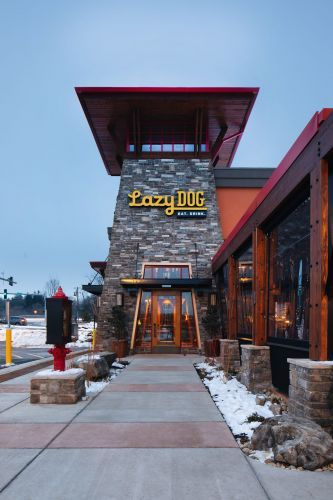 Lazy Dog Restaurant & Bar Opens in Vernon Hills, IL and Plans to Add Naperville in 2019