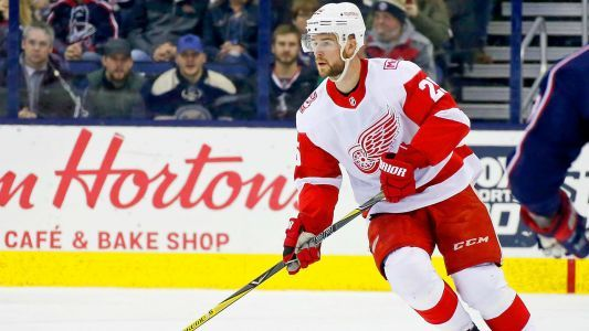 Red Wings' Mike Green to undergo cervical spine surgery
