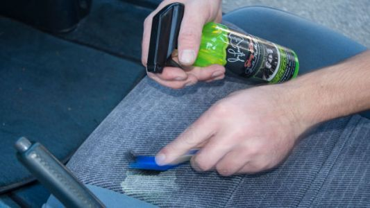 Car Cleaning Products Can Save Stained Clothing Sometimes