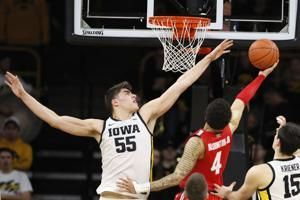 Garza leads No. 20 Iowa past No. 25 Ohio State 85-76