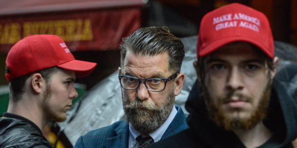 The FBI has officially declared the 'Proud Boys,' a far-right 'Western chauvinist' group with a penchant for street fights, as 'extremist'