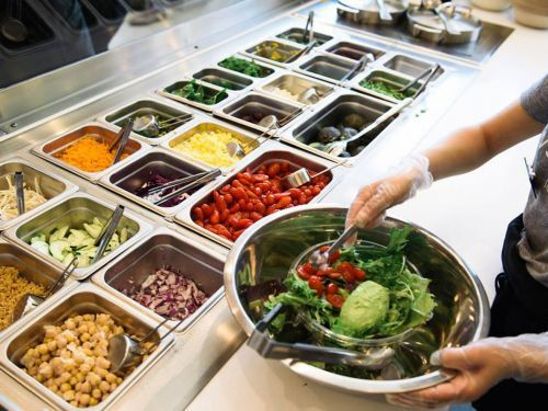 Chains Like Chopt and Sweetgreen Overrun by Salad-Eating Mobs