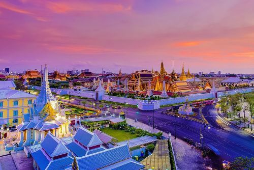 Thailand ranks top in Travel Weekly UK Best Destinations in The World survey