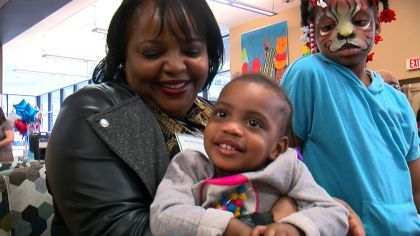 38 Kids & Teens Get New Homes On Nat'l Adoption Day