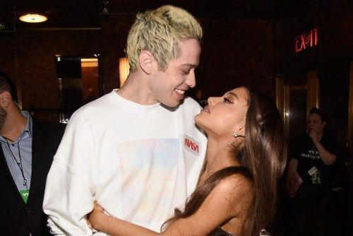 5 Adorable Ariana Grande and Pete Davidson Moments from VMAs