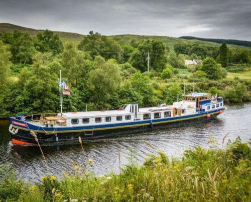 European Waterways' Hotel Barge Season Begins July 12