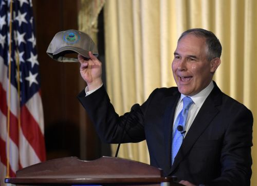 Don't let Scott Pruitt's first class travel distract you from an even bigger scandal
