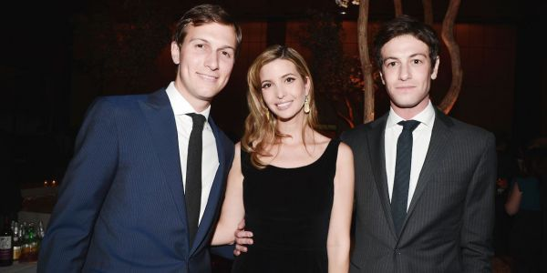 Jared Kushner's brother, Josh Kushner, donated close to the maximum amount to Beto O'Rourke's 2018 Senate campaign against Ted Cruz