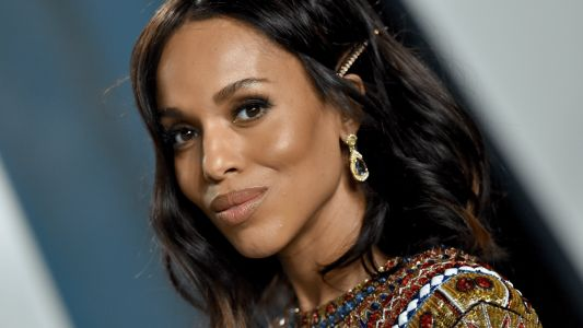 Kerry Washington Covers the September Issue of 'Town & Country' Styled by Law Roach