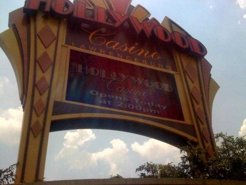 Sports betting coming to Hollywood Casino in Lawrenceburg