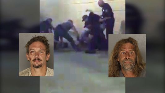 Officers throw punches, man stunned by taser during arrest caught on video outside PPG Paints Arena