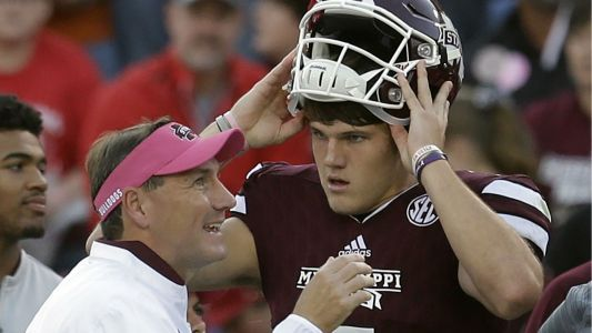 Mississippi State ready to 'go all in' to keep Dan Mullen, report says