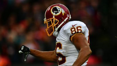 Redskins activate TE Jordan Reed from PUP list