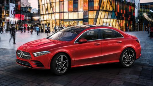I Live And Breathe For The Long Wheelbase 2019 Mercedes-Benz A-Class L Sedan