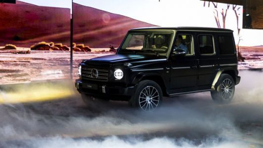 The New Mercedes-Benz G-Class Has A Lot Of Changes Except For The Cool Door Locks
