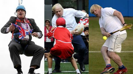 Bojo's biggest sporting fails: The new British PM's most embarrassing sporting escapades