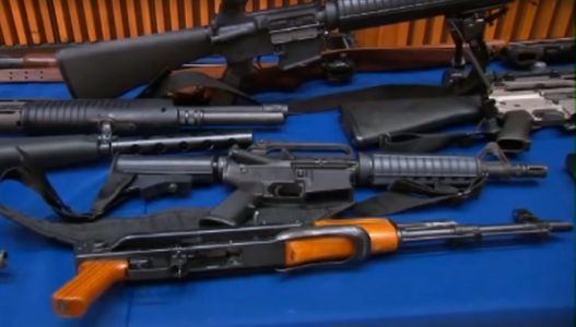 Police seize over 70 weapons, 50,000 rounds of ammo from home