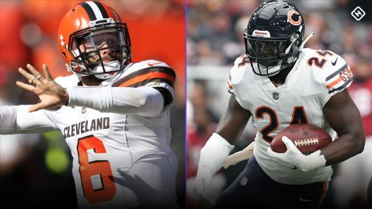 Fantasy Football Start 'Em Sit 'Em Week 7: Boom for Baker Mayfield, bust for Jordan Howard