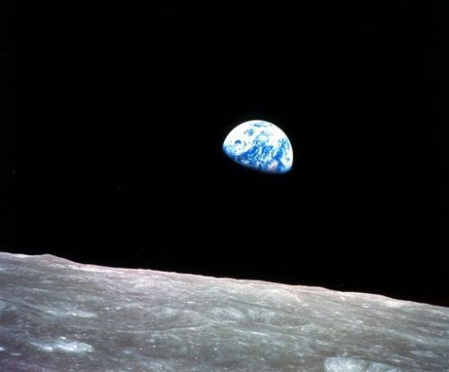 Christmas Eve marks 50 years since NASA's 1st flight to the moon