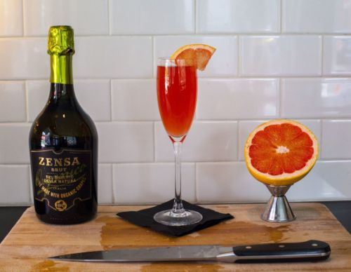 New Year's Eve Batch Cocktail Recipe