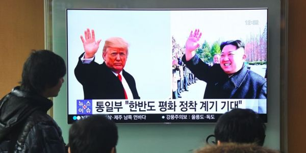 What goes on inside the secretive, semi-official talks between the North Korea, the US, and South Korea