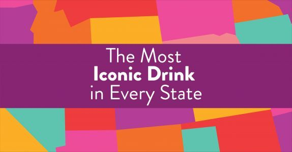 MAP: The Most Iconic Drink in Every State