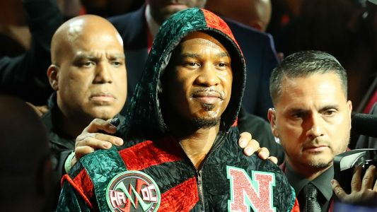 Behind the scenes with Daniel Jacobs: How he became a winner despite losing vs. Canelo Alvarez