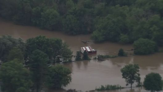 Torrential rains flood Dane County
