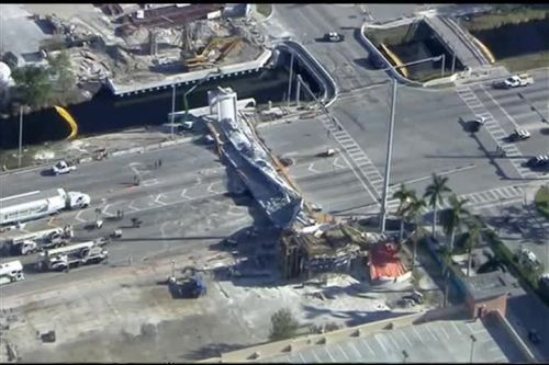 First civil lawsuit filed in FIU bridge collapse