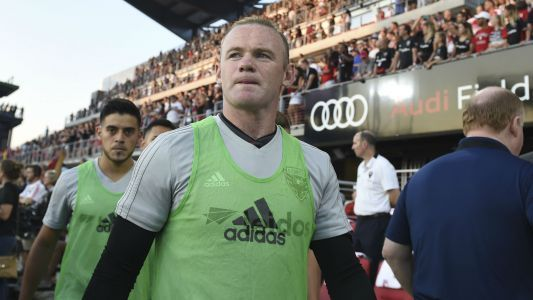 Wayne Rooney picks up assist in winning D.C. United debut