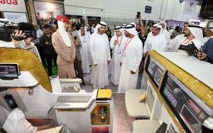 Emirates Receives Official Royal Visit at Arabian Travel Market