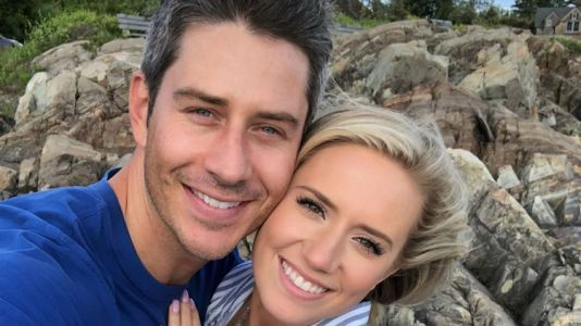 Surprise! Former 'Bachelor' Arie Luyendyk Jr. AndFiancée Lauren Burnham Confirm They're Expecting Baby No. 1