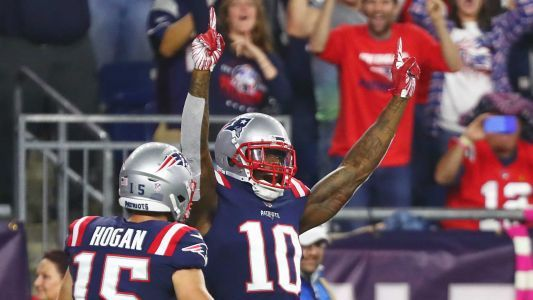 Josh Gordon, Patriots finally 'Flash' real offense - just in time for Chiefs