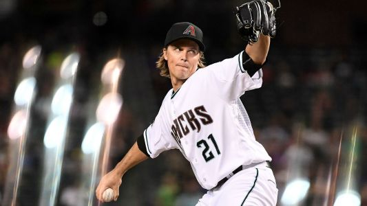 MLB trade rumors: Diamondbacks 'extensively shopping' Zack Greinke