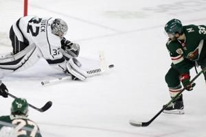 Wild use early goals to beat Kings 3-1 for 5th straight win