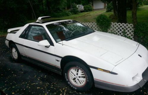 For $800, Could This Project 1984 Pontiac Fiero Still Keep Pace?
