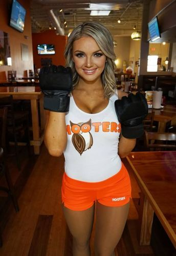 Hooters to Show UFC 232