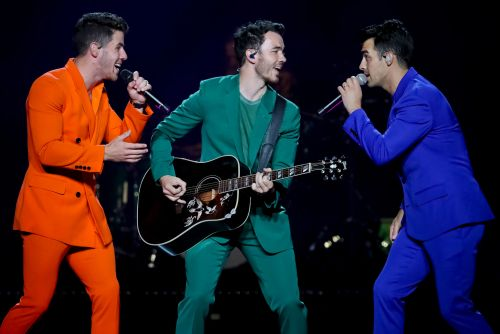 Jonas Brothers' style evolution: From Disney drab to fashion fab