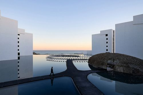 This Serene Hotel in Mexico is the Ultimate Aquatic Escape